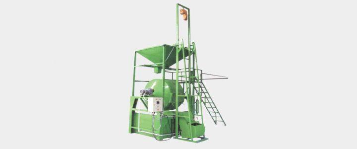 Cashew steaming machinery