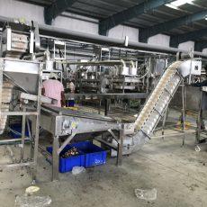Cashew separating system